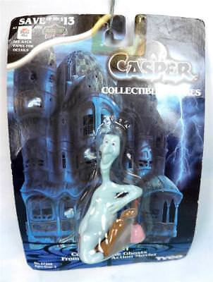UNCLE STRETCH on SADDLE with PLUNGER Mini Figure CASPER the GHOST