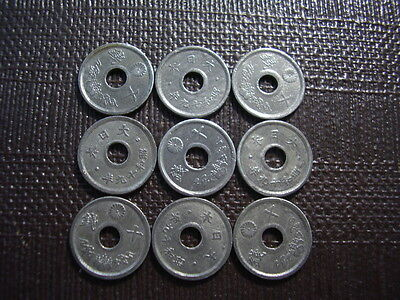 WW ll-War Coin From Old Japan One *10 Sen 1944    Close out Sale    Lot # A