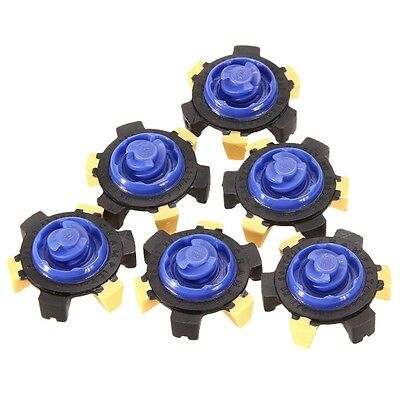 Golf Shoe Spikes Replacement Champ Cleat Fast Twist Tri-Lok For OLD Footjoy*14PC
