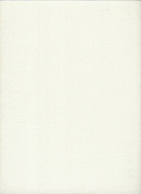 16 Count Charles Craft Aida Fabric Antique White size 33 x 76cms singles