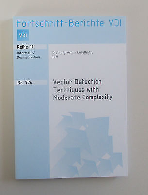 Engelhart, Vector Detection Techniques with Moderate Complexity