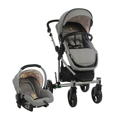 toco™Vamos Travel System Incl.Carryot,Infant Carrier and Pushchair RRP £249.99