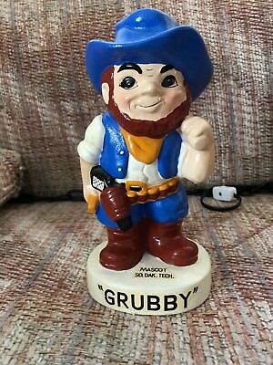SD School of Mines Grubby Mascot Bank