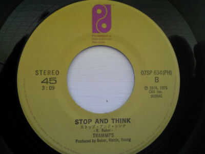 The Trammps / Stop And Think