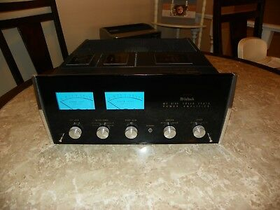 McIntosh MC 2105 Solid State Power Amplifier - Beautiful Condition!