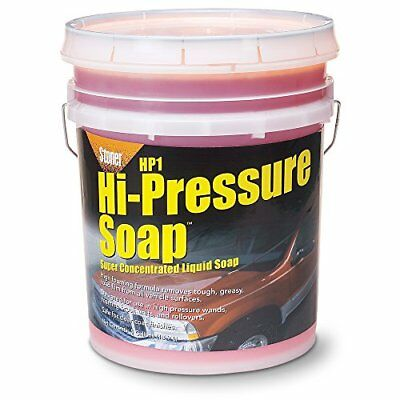 Stoner Car Care Pro 91247 Hi-Pressure Super Concentrated Soap - 5-Gallon