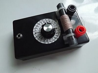 Ultra DIY Crystal Radio Kit- Ham,Xtal Radio,Earphone,Mini Transformer