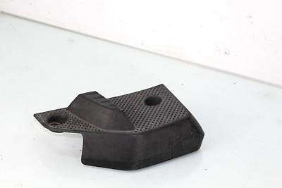 2009 Yamaha Zuma 50 YW50 BWS FLOOR BOARD FOOT REST LEFT SIDE