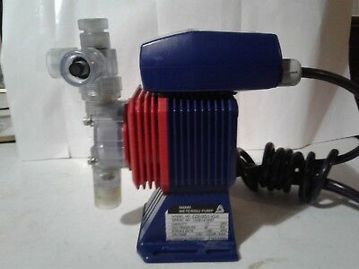 Walchem Chemical Metering  EZB16D1-VCA  1.0 GPH, 65 PSI  Strong and Steady.