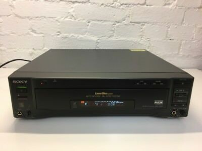 Sony MDP-850D Laser Disc Player