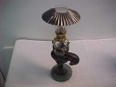 Petites Choses Usa, Pewter Donkey Lamp