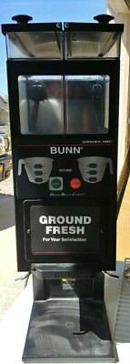 Bunn G92T Commercial, Double Hopper Coffee Grinder