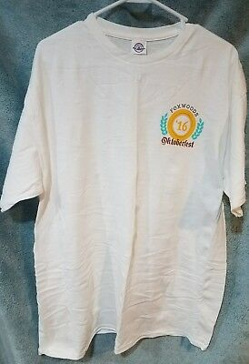 Foxwoods Resort And Casino Oktoberfest 2016 T Shirt Men's Xl