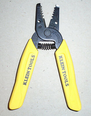Klein Tools 11045 Wire Stripper/Cutter 10-18 AWG Solid Brand New