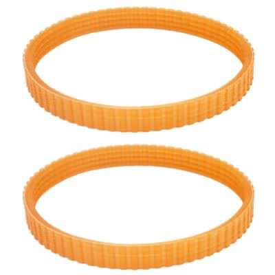 2pcs Electric Planer Power Tool Parts Driving Belt for Makita 1911B H6R8