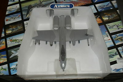 Franklin Mint Die Cast Air Craft 1:48 A 10 Warthog Pennsylvania Black Hogs