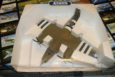 Franklin Mint Die Cast Air Craft 1:48 B26 Marauder-Flak Bait