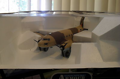 Franklin Mint Die Cast Air Craft 1:48 Ac47 Douglas