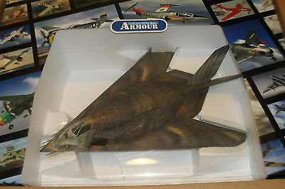 Franklin Mint Die Cast Air Craft 1:48 F-117 Nighthawk-Custom Hawk