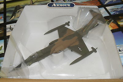 Franklin Mint Die Cast Air Craft 1:48 F-104 Star Fighter Vietnam Air Natl Guar