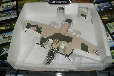 Franklin Mint Die Cast Air Craft 1:48 B25J-340Th Bg-Russells Raid