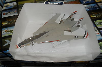 Franklin Mint Die Cast Air Craft 1:48 F14 Tomcat-Bicentennial