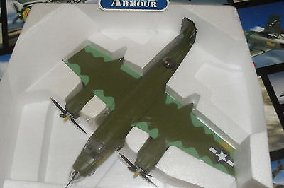 Franklin Mint Die Cast Air Craft 1:48 B26 Marauder-Gunga Din