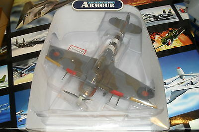 Franklin Mint Die Cast Air Craft 1:48 Hurricane Mkiic Lf380 F-1D-Raf 830Tu
