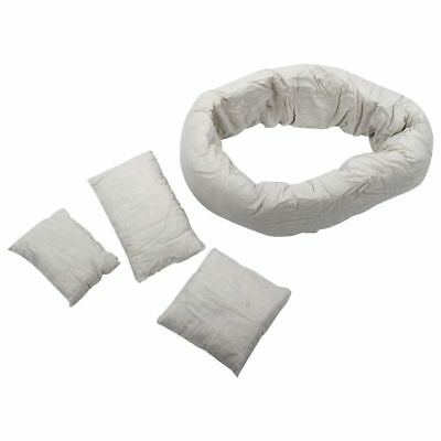 Baby Newborn Photography Basket Filler Wheat Donut Posing Props Baby Pillow O7L9