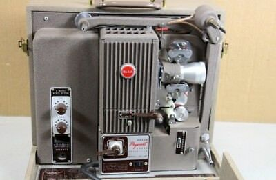 Kodak Pageant AV-085 16mm Sound Movie Projector. Includes Take-Up Reel.