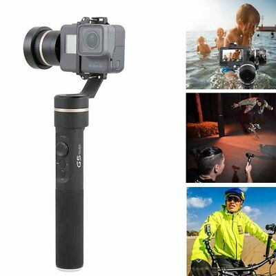 FeiyuTech G5 Handheld 3-Axis Splash-proof Gimbal Stabilizer For GoPro HERO 5 4 3