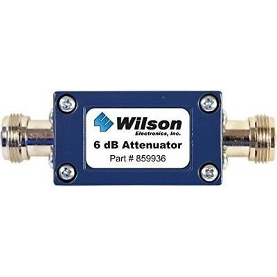 Wilson 859936 6 dB Attenuator with N Female Connectors