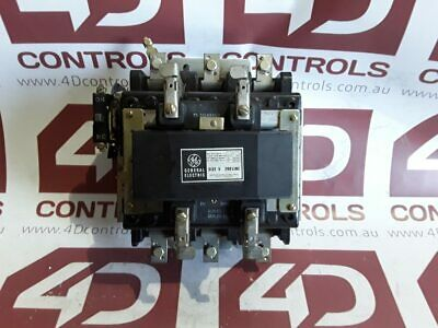 GE Fanuc SIZE 5 200 LINE Contactor - Used