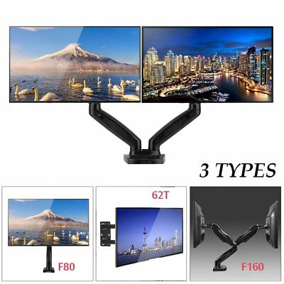 3 Types HD LED Desk Mount Bracket Monitor Stand Display Screen TV Holder AUS E2