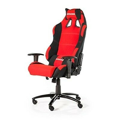 AKRacing Prime Series Premium Gaming Chair - Red