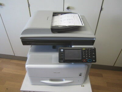 Top Digital Kopierer Ricoh Aficio MP 301 spf A/4 mit Rechnung