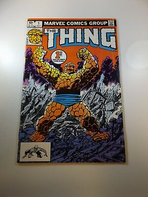 The Thing #1 FN condition Huge auction going on now!