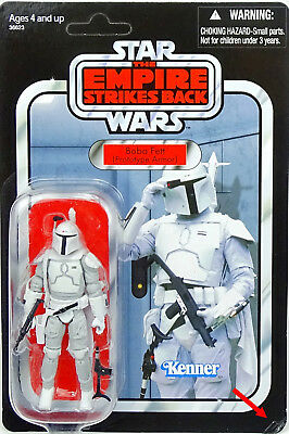 Prototype Armor Boba Fett Vc61 Star Wars The Vintage Collection Von Hasbro