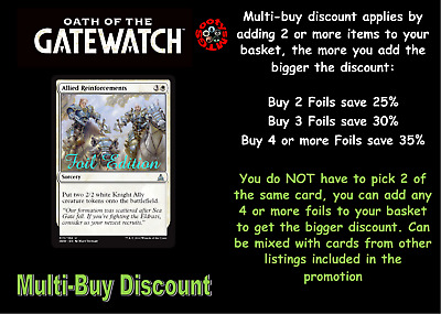MTG Oath of the Gatewatch OGW Choose your uncommon Foil Buy 2 or more save 25%