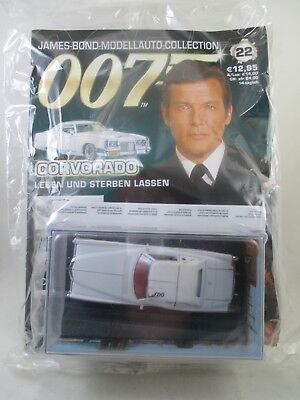 Eaglemoss - James Bond 007 Collection - Ausgabe 22 - Corvorado  NEU / OVP