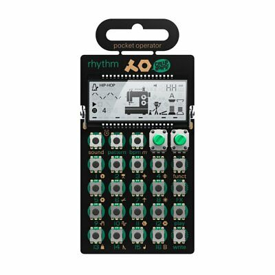 Teenage Engineering PO-12 Rhythm - Pocket Operator