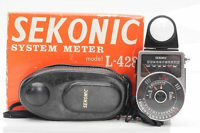 Sekonic L-428 System Light Meter                                            #180