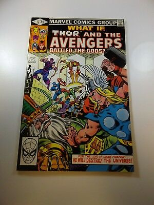 What If #25 VF condition Free shipping on orders over $100.00!
