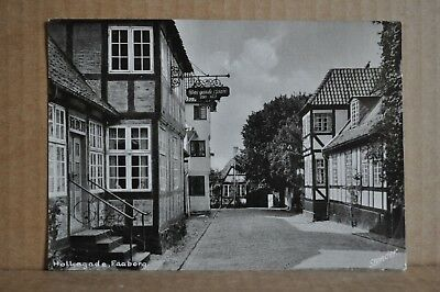 Holkegade Faaborg 1958