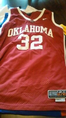 NIKE OKLAHOMA SOONERS basketball jersey men s size large -  24.00 ... 765e50305
