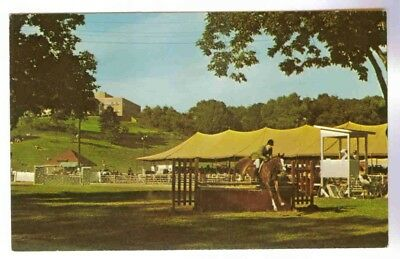Sussex County Farm & Horse Show,selected Risks Insurance Co.,branchville N.j. Pc