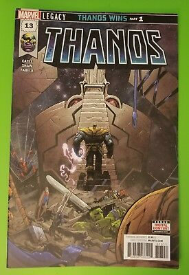 Thanos #13 - Donny Cates, 1st Cosmic Ghost Rider, 1st Print, HIGH GRADE