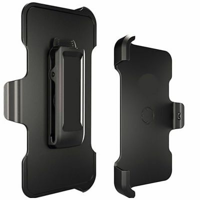 Replacement Holster Belt Clip For iPhone X iPhone XS OtterBox Defender Black NEW