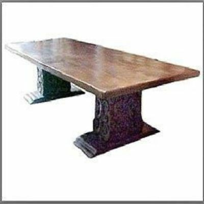 Antique Cal-Mex Style Dining Table