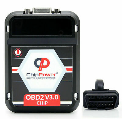 OBD2 Power Box Ford Transit Connect 1.8 16V 116HP Petrol Chip Performace ver.3
